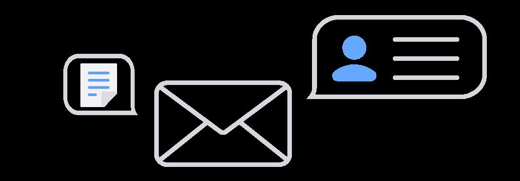 이메일에 있는 개인정보 삭제